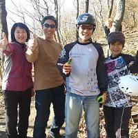プライベートスクール in 高峰山MTBワールド