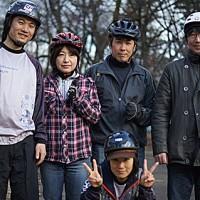 プライベートスクール 公園でオフロードデビュー!